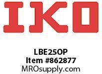 IKO LBE25OP LBE - SERIES
