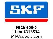 SKF-Bearing NICE 400-6