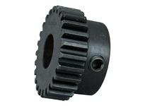 S2025BS 3/8 Degree: 14-1/2 Steel Spur Gear BS