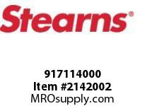 STEARNS 917114000 CSSH 5/16-18 X 2.5-STEEL 8059770