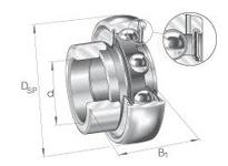INA GRAE30NPPB Radial insert ball bearing