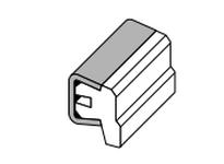 System Plast VG-SSMT-10 VG-SSMT-10 GUIDE RAIL