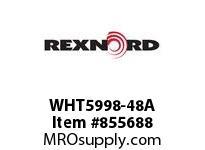 REXNORD WHT5998-48A WHT5998-48 NO SPKT PKTS