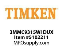 TIMKEN 3MMC9315WI DUX Ball P4S Super Precision