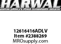 Harwal 12616416ADLV 126 x 164 x 16ADL FPM