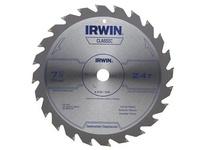 """IRWIN 15070 10"""" x 24T x 5/8"""" Circular Saw Blade"""