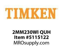 TIMKEN 2MM230WI QUH Ball P4S Super Precision