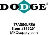 DODGE 17AS50LR56 TIGEAR-2 ULTRA KLEEN REDUCER