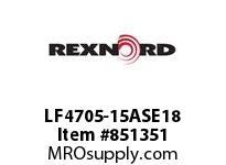 REXNORD LF4705-15ASE18 LF4705-15 3AS-T18P LF4705 15 INCH WIDE MATTOP CHAIN WI