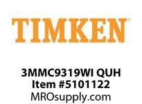TIMKEN 3MMC9319WI QUH Ball P4S Super Precision