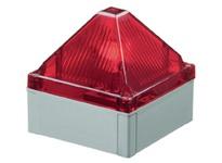 Pfannenberg 21042103179 Quadro S-M-FLEX 230V AC YE Monitored Synchronized Flashing Xenon Strobe Beacon 13 Joules 230
