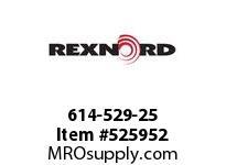 REXNORD 614-529-25 KUS880-12T 1-1/4^ IDLER 170503