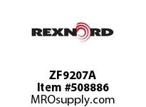 ZF9207A FLANGE BLOCK W/ADP BEARIN 6891252