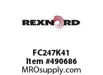 FC247K41 FLANG BLK FC247K41 5897825