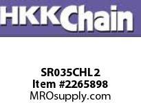 HKK 35-2 Stainless offset link 35-2 offset link