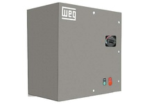 WEG GPH2125QC4000 GPH2 125HP 171A 460V Soft Str GPH