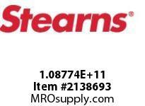 STEARNS 108774201012 BRK-SOL & MAN RL SWSHTR 8096586