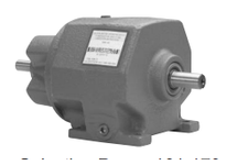 BOSTON F00232 842B-6.4K HELICAL SPEED REDUCER