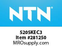 NTN 5205KEC3 DOUBLE ROW