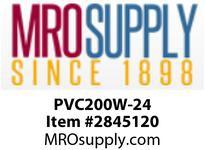 """MRO OPEN ENDS BY WIDTH MATERIAL:PVC200 WHITE C x FS WIDTH: 24"""""""