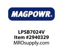 MagPowr LPSB7024V PSB-70 24V SOFSTEP BRAKE
