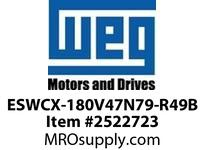 WEG ESWCX-180V47N79-R49B XP FVNR 150HP/460 N79 460V Panels