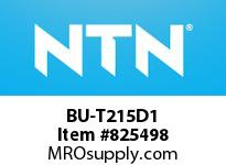 NTN BU-T215D1 Cast Housing