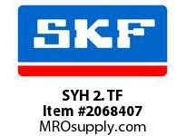 SKF-Bearing SYH 2. TF