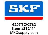 SKF-Bearing 6207 TC/C783