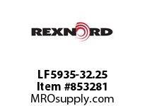REXNORD LF5935-32.25 LF5935-32.25 LF5935 32.25 INCH WIDE MATTOP CHAIN