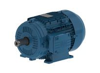 WEG 00158ET3EAL90L 1.5kW 1800 3 60//50 230/460//1 IEC-AL