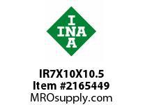 INA IR7X10X10.5 Inner ring