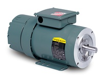 VEBM3615T-5D 5HP, 1750RPM, 3PH, 60HZ, 184TC, 3640M, TEFC, F1