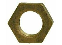 MRO 44706 1-1/4 BRONZE HEX LOCKNUT