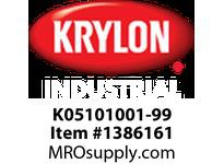 KRY K05101001-99 Industrial Clear Epoxy Primer/Sealer Parts A and B (1 Gal Kit) Krylon 1gal. (1)