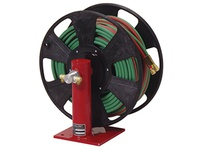 ReelCraft T-1225-04-100T SINGLE OXY./ACETY. W/O HOSE 1/4in. X 100ft. 250 PSI