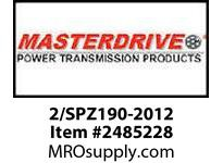 MasterDrive 2/SPZ190-2012