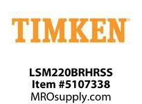 TIMKEN LSM220BRHRSS Split CRB Housed Unit Assembly