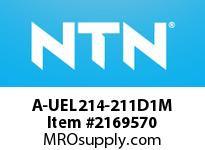 NTN A-UEL214-211D1M Insert Brg (Standard)