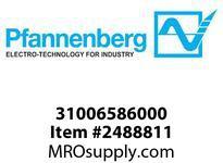 Pfannenberg 31006586000 CWB 60-80V DC PC GN Ex-Flashing light