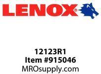 Lenox 12123R1 PLASTIC PIPE CUTTER-R1 RATCHING CUT 1-5/8 MAX OD-R1 RATCHING CUT 42.2 MAX OD- CUTTER-R1 RATCHING CUT 1-5/8 MAX OD-R1 RATCHING CUT 42.2 MAX OD-