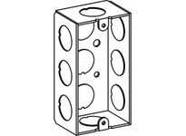 Orbit HSB-1-50 1-G HANDY BOX 1-1/2^ DEEP 1/2^ KO