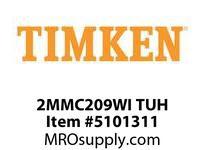 TIMKEN 2MMC209WI TUH Ball P4S Super Precision