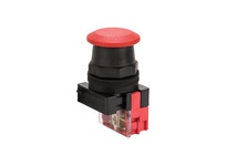 NSI ESB2-INC-R EMERGENCY STOP BUTTON RED LENS 1 CIRCUIT