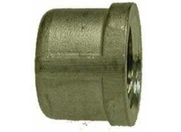 MRO 63474 3/4 316 STAINLESS STEEL CAP