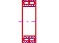 NTN SL02-4918 Cylindrical Roller Brg D<=200