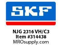 SKF-Bearing NJG 2316 VH/C3