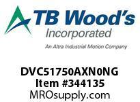 TBWOODS DVC51750AXN0NG INV DVC IP00 575V 175HP