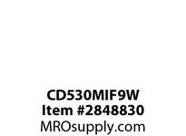 CPR-WDK CD530MIF9W MchIntPin&Slv30A120/208V3PH4P5W WT FU BL