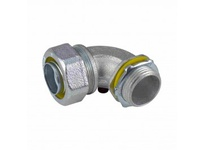 Orbit MLT90-350 LIQUIDTIGHT CONNECTOR MALLEABLE IRON 90-DEGREE 3-1/2^
